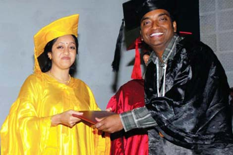 Chief Guest: Ms. Aparna Ranadive