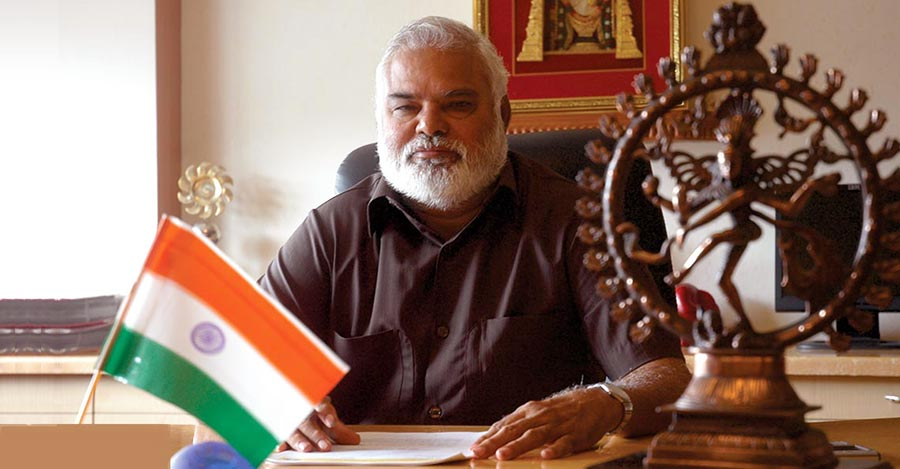 Prof. Dr. (Col) A. Balasubramanian