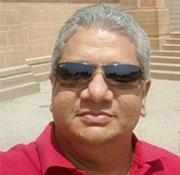 Mr. Sreekanth K Arimanithaya